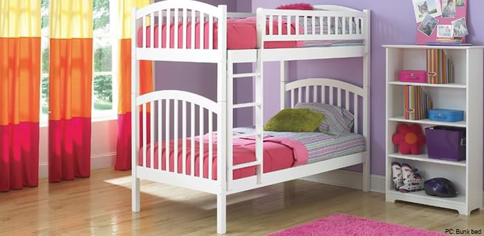 point of kids bedroom
