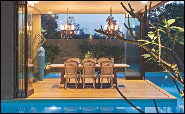 Suniel Shetty's Khandala Home