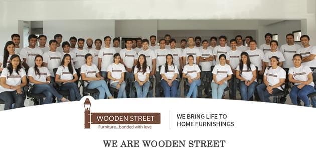Wooden Street Team