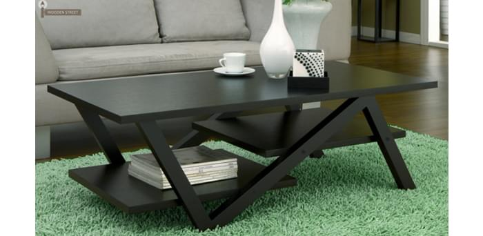 Wooden coffee table online