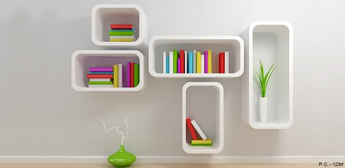 Luxury Wall Shelf