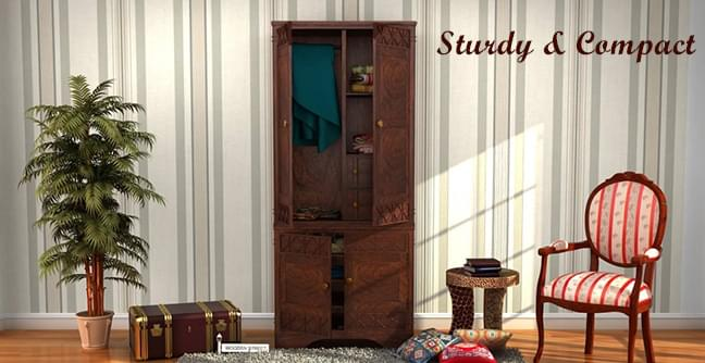 Wooden Wardrobes in India