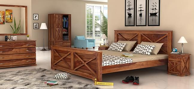 Bedroom collection online in india
