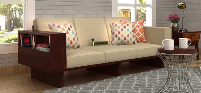 Buy 3 Seater Sofa Online in India