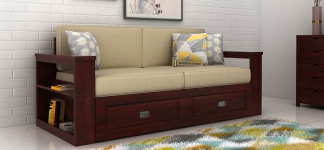 Buy 3 Seater Sofa Online in bangalore