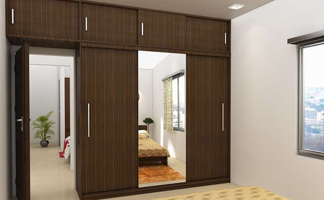 Buy Customised Wardrobes Online in Chennai