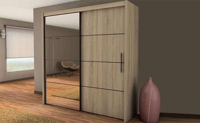 Buy Sliding Door Wardrobes Online in India