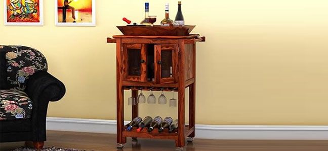Buy Bar Trolly Online in Pune