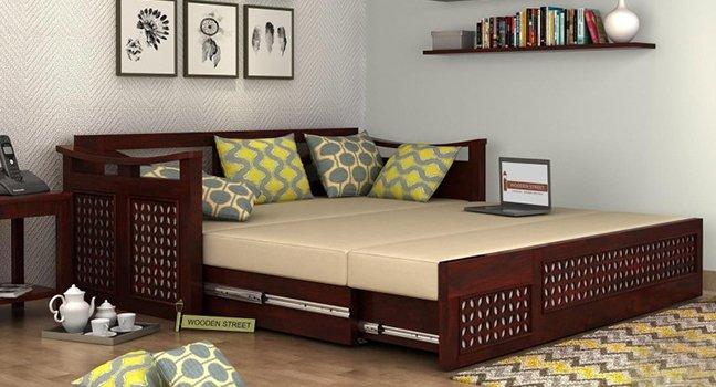 Buy Sofa Cum Bed Online in India
