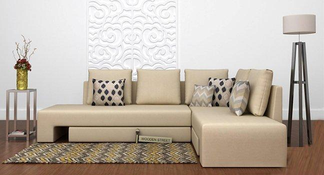 Buy Fabric Sofa Cum Bed Online in Chennai