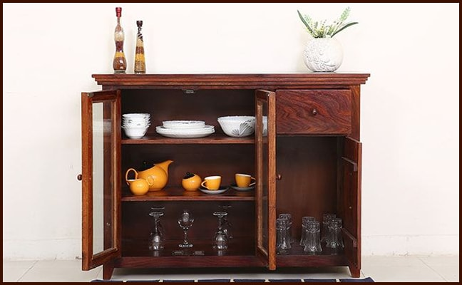 Buy Earnville Kitchen Cabinet Online in India