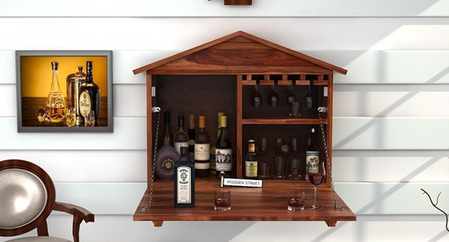 Buy Wine Racks Online in Pune