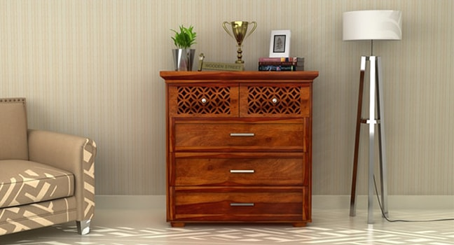 Buy Chest Of Drawers Online in Jaipur