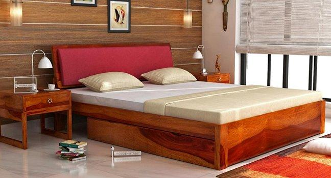 Buy Double Bed Online in Bangalore