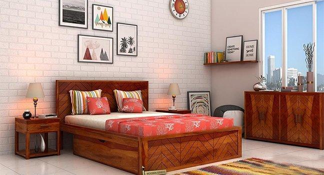 Buy Double Bed Online in Mumbai