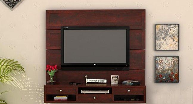 Buy Wall Mounted TV Stand Online in India