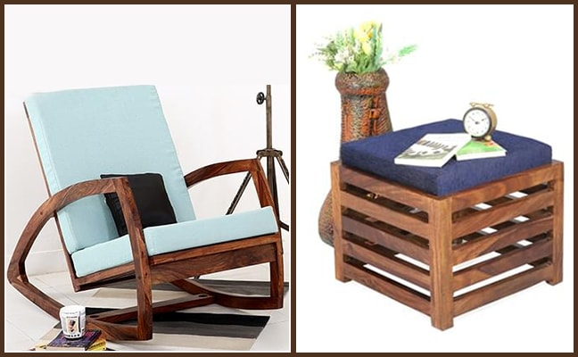 Buy Rocking Chair Online in India