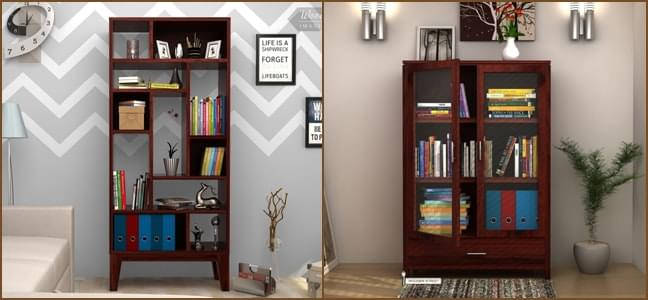 amazing bookshelves designs