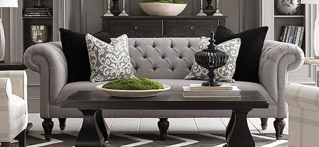 Shop For Chesterfield sofa at Woodenstreet