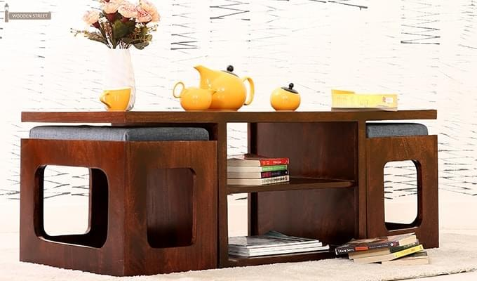Ocatvia Coffee Table
