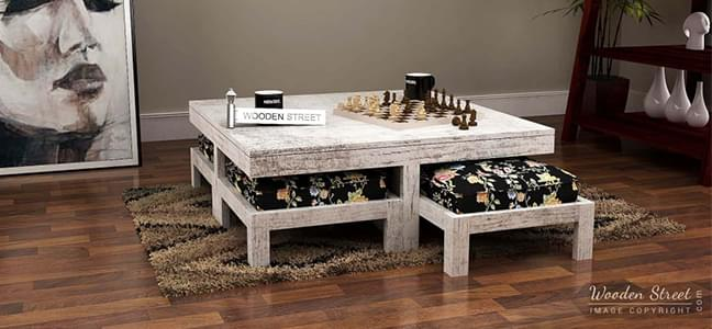 Unique Coffee Table Online