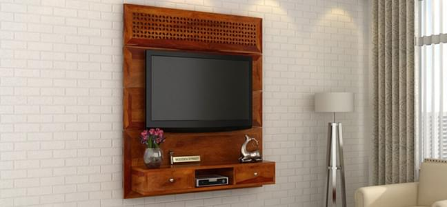 Woodens Tv cabinets online in india