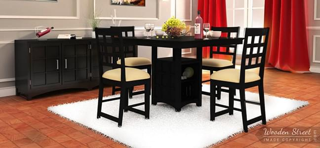 small 2 seater dining table for couples