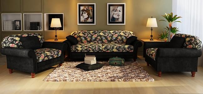 floral sofa blog