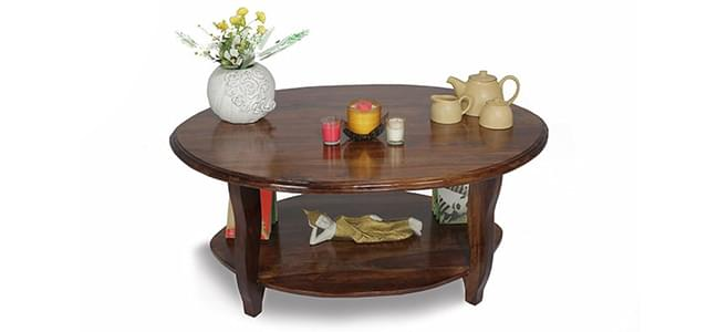 coffee table sets at woodenstreet