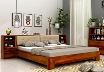 buy bed online india