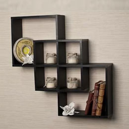 wall shelves
