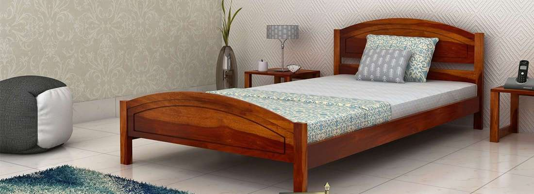 Beds Buy Wooden Bed Online In India Upto 60 Off