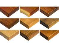 types of wood for custom furniture