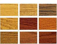 types of wood finishes for custom furniture