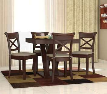 4 Seater Dining Room Furniture SetsDining Room Furniture   Buy Dining Furniture online   Wooden Street. Dining Table Online Purchase Chennai. Home Design Ideas