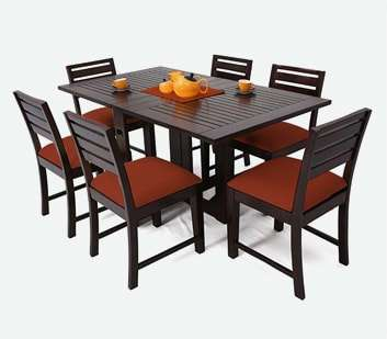 Extendable Dining Room Furniture Sets