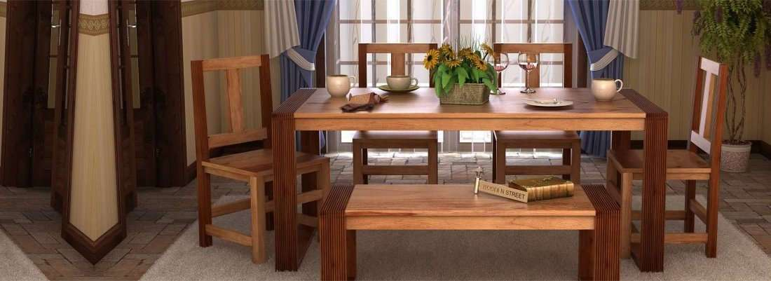 Shop Now · 6 Seater Dining Table Set