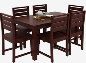 Cyril 6 Seater Dining ChennaiDining Table Set Online   Buy Wooden Dining Table Sets   70  OFF. Dining Table Online Purchase Chennai. Home Design Ideas