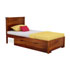single bed furniture for hotels
