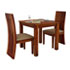 2 seater dining table set for hotel rooms