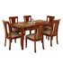 6 seater dining table set for hotel restaurants