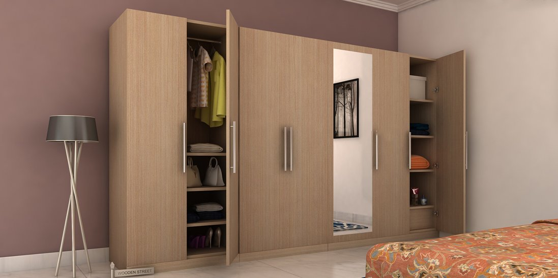 Wardrobe Bedroom Furniture Design