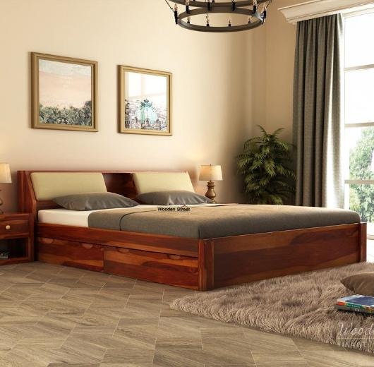 Bedroom Furniture Buy Wooden Bedroom Furniture Online In India Woodenstreet