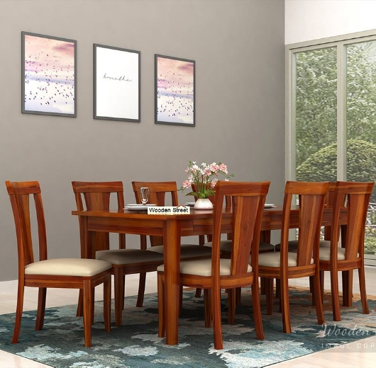 8 Seater Dining Table Set Buy Dining Table Set 8 Seater Upto 55 Off