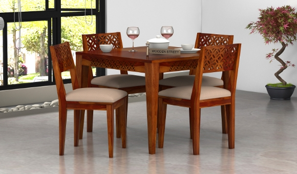 dining table set buy wooden dining table set online upto 55 off