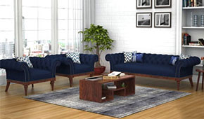 Buy Living Room Furniture Online India Starts 1 499 Woodenstreet